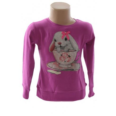 Detské tričko - zajačik