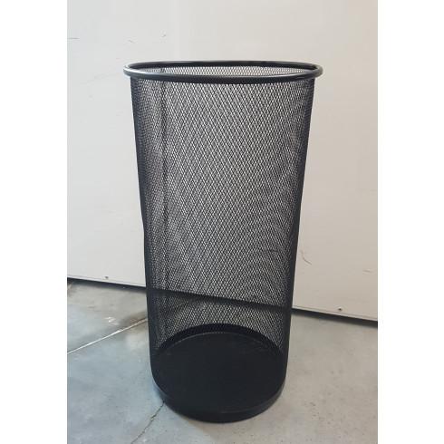 Odpadový kôš  vysoký z kovového pletiva