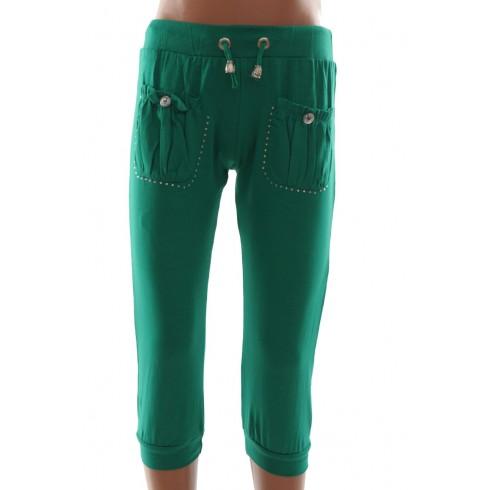 Dievčenské nohavice - kamienky
