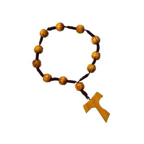 Náboženský náramok desiatnik-veľký kríž