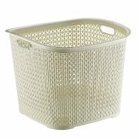 Kôš na prádlo kocka 40L