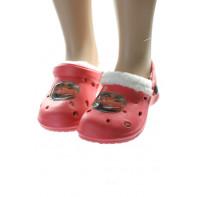 Detské gumené šľapky Cars - zateplené