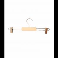 Drevený štipcový vešiak - štipcové ramienko 34cm