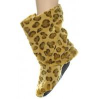 Papuče - kožušinové