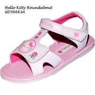 Dievčenské sandálky Hello Kitty