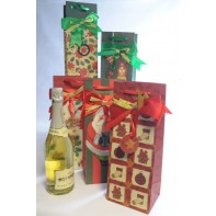 Darčeková taška na víno