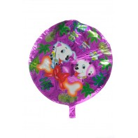 Fóliový balón - mix motív