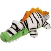 Vodný plyš – krokodýl