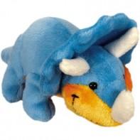 Vodný plyš – triceratops