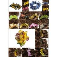 Gumičky do vlasov 12ks - cena za balenie