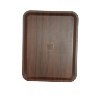 Tácka - drevený vzor 53x37cm