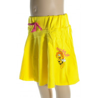 Dievčenská sukňa - Včielka Mája