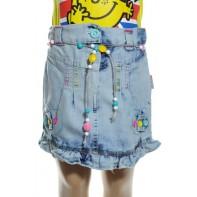 Detská riflová sukňa