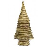 Stromček dekoratívny pozlátený, PoloTrade