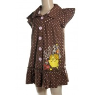 Dievčenské šaty - Littli Miss Sunshine