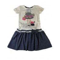 Dievčenské šaty dievča