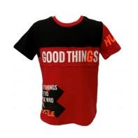 Chlapčenské tričko Good things