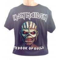 Pánske tričko Iron Maiden - The Book Of Souls