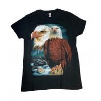 Pánske tričko dvaja orli