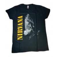 Pánske tričko Nirvana