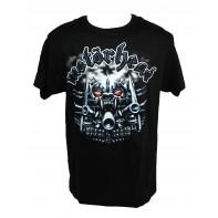 Tričko Motorhead - po uši ozbrojená smrtka