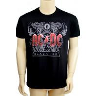 Tričko ACDC - Black Ice Album