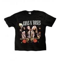 Tričko Guns N Roses s obojstrannou potlačou