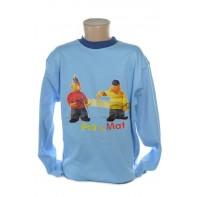 Detské tričko Pat a Mat dlhy rukav