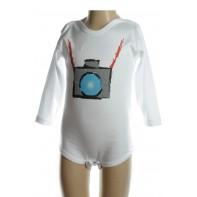 Detské, kojenecké body  - fotoaparát