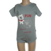 Detské, kojenecké body - Fun