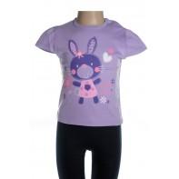 Detské tričko - zajko
