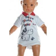 Detské body psík - s limcom