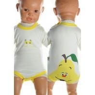 Detské, kojenecké body - hruška
