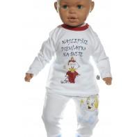 Detské tričko -Najlepšie dievčatko na svete - červená