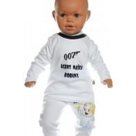 Detské tričko - Agent našej rodiny - tmod