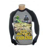 Detské tričko - dlhý rukáv Star Wars