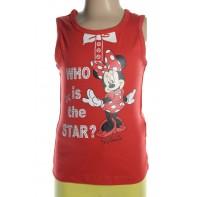 Detské tielko -Minnie Mouse.star