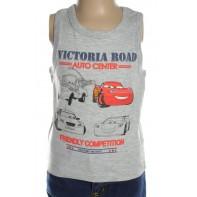 Detské tielko Cars - road