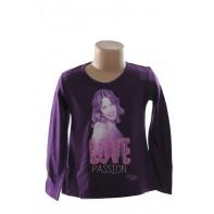 Detské tričko - Violetta Love passion