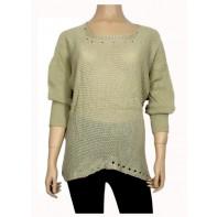 Dámsky  pleteny sveter
