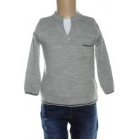 Detský pulover - 3 gombíky