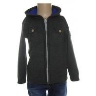 Detský sveter s kapucňou