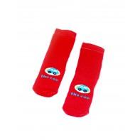 Detské termo ponožky - auto