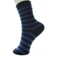 Detské termo ponožky - pruhované