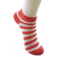 Detské kotníkové ponožky - pásikavé