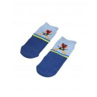 Detské ponožky - vtáčik