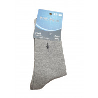 Ponožky pánske s jemným vzorom
