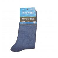 Pánske jednofarebné ponožky dlhé