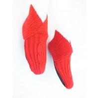 Ponožky - štrikované