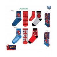 Detské ponožky Spiderman 3ks